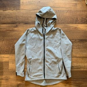 Athleta zip up sweatshirt